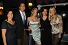 Nancy Knight, Igalo Canzi, Heidi Albertsen, Cecilia Davis,Bonnie Pfeiffer Evans<br /> photo by Rob Rich © 2008 robwayne1@aol.com 516-676-3939