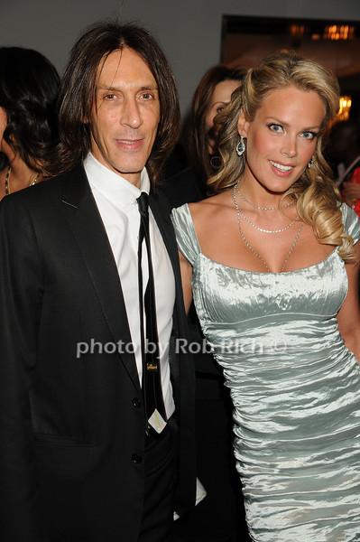 Warren Tricomi, Heidi Albertsen<br /> photo by Rob Rich © 2008 robwayne1@aol.com 516-676-3939