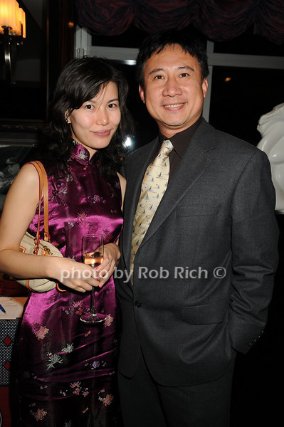 Annie Chin, John Liu<br /> photo by Rob Rich © 2008 robwayne1@aol.com 516-676-3939