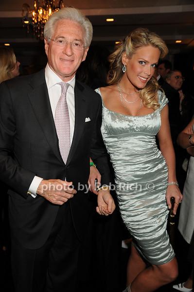 Mark Kasowitz, Heidi Albertson <br /> photo by Rob Rich © 2008 robwayne1@aol.com 516-676-3939