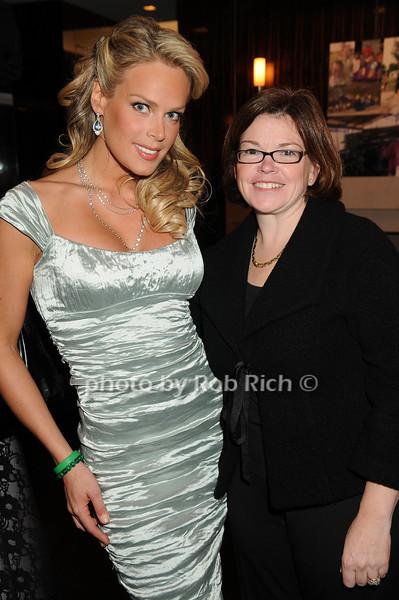Heidi Albertsen, Kathy Simmons<br /> photo by Rob Rich © 2008 robwayne1@aol.com 516-676-3939