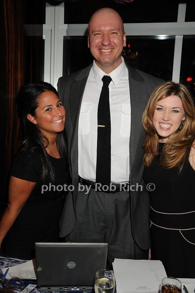 Katherine Alvarez, Peter Mulhern,  McClain Kitchens<br /> photo by Rob Rich © 2008 robwayne1@aol.com 516-676-3939