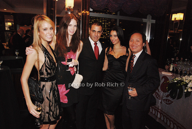 Alexandra Duisberg, Lyndsey Goodale, Amir Benesh and Michav Yuen