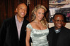 Russell Simmons, Heidi Albertsen,Father Steven Mosha<br /> photo by Rob Rich © 2008 robwayne1@aol.com 516-676-3939