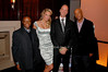 Father Stephen, Heidi Albertson, Peter Shemonsky and Russell Simmons