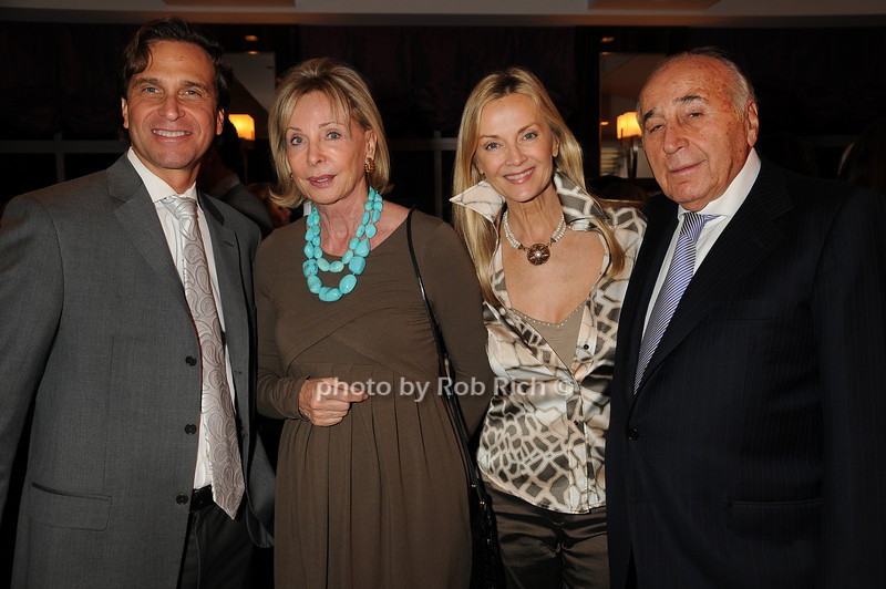 Richard Firshein, Camilla Kolber, Bonnie Evans, Lee Mellis<br /> photo by Rob Rich © 2008 robwayne1@aol.com 516-676-3939