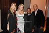 Allessandra Rotondi, Heidi Albertson, Father Stephen and Russell Simmons