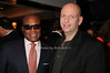 L.A Reid, David Rosenberg<br /> photo by Rob Rich © 2008 robwayne1@aol.com 516-676-3939