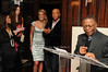 Heidi Albertsen, Russell Simmons, Father Steven<br /> photo by Rob Rich © 2008 robwayne1@aol.com 516-676-3939