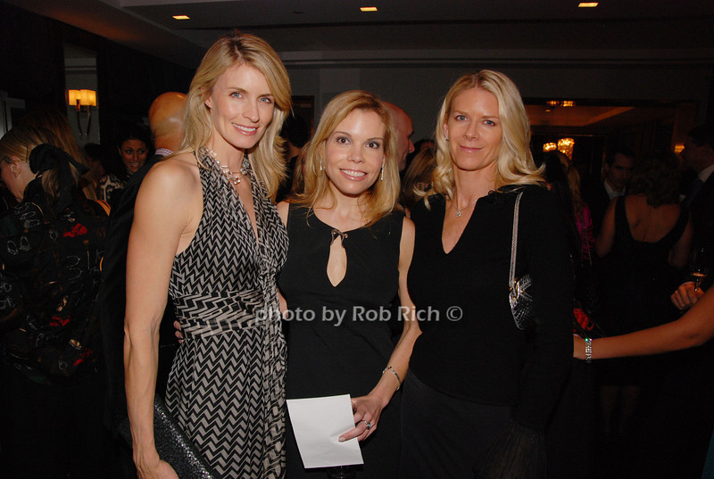 Jennifer Kennedy, Nancy McCabe and Krista Krieger