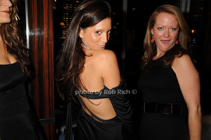 Rori Montali, Kate McMahon<br /> photo by Rob Rich © 2008 robwayne1@aol.com 516-676-3939