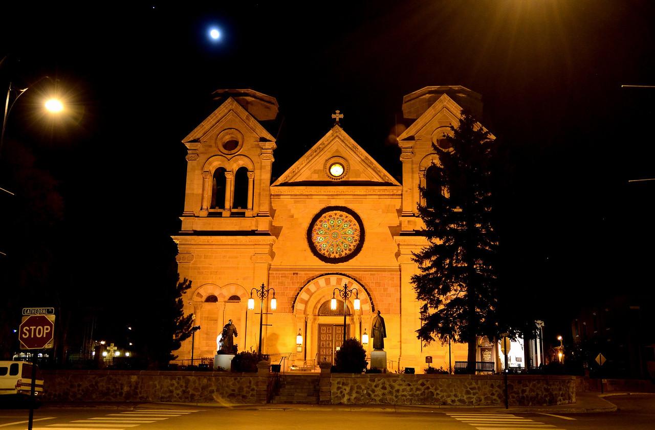 January 16, 2014, Santa Fe; NM