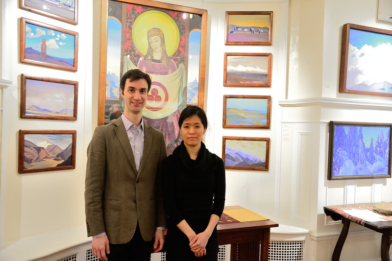 """Great evening tonight with Akiko Kobayashi, Violinist and Eric Siepkes, Pianist performing Mozart, Beethoven, Bartok, and Schumann!<br /> <a href=""""http://www.akikokobayashi.net/"""">http://www.akikokobayashi.net/</a>   <a href=""""http://www.ericsiepkes.com/"""">http://www.ericsiepkes.com/</a>"""