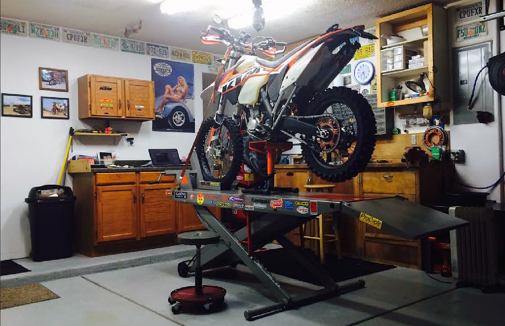 Motorcycle lift recommendations? | Adventure Rider
