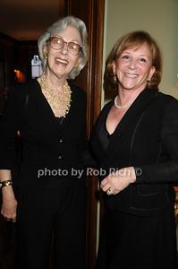 Barbara Tober, Fern Goldman photo by Rob Rich © 2009 516-676-3939 robwayne1@aol.com