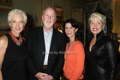 Lyn Paulsin, Gerry Byrne, Katherine Oliver, Ann Thomas photo by Rob Rich © 2009 516-676-3939 robwayne1@aol.com