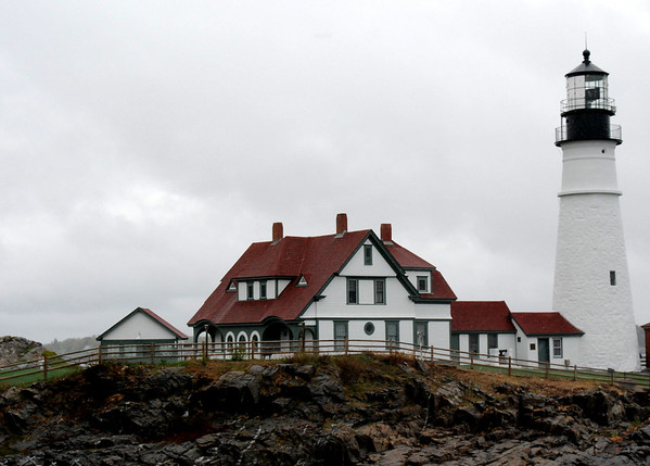 PORTLAND HEAD LIGHTHOUSE<br /> BETTER PHOTO'S EDITOR'S CHOICE AWARD<br /> THIRD PLACE WINNER IN A PHOTO CONTEST
