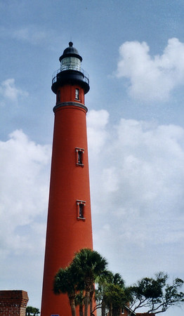 Ponce Lighthouse, Ponce Inlet, FL