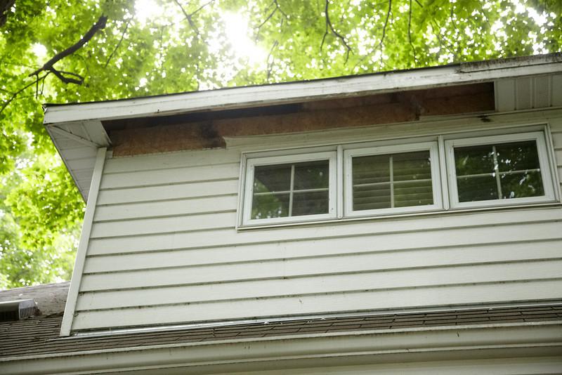 Wayzata, MN -Lightning damage to 232 Benton Ave - Kathleen and Todd Buchanan; Phone: 612-226-5154.
