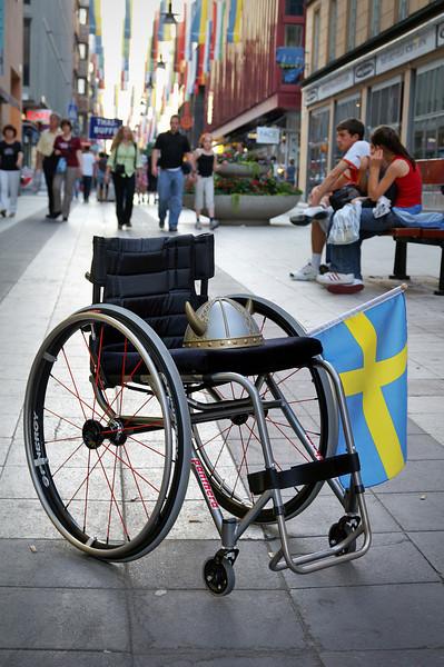Lika Olika - en rullstols berättelse