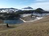 Moraine Lake and Mt. Bachelor