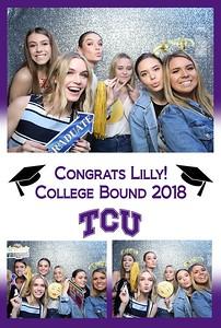 Lilly's Graduation