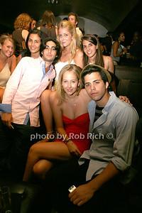 Daniel Chetrit, Chaim Cohen and Girls