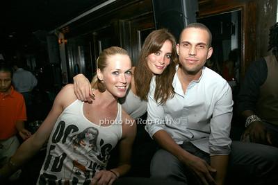 Stefanie V., Cardina Roche, Cedrick Roche