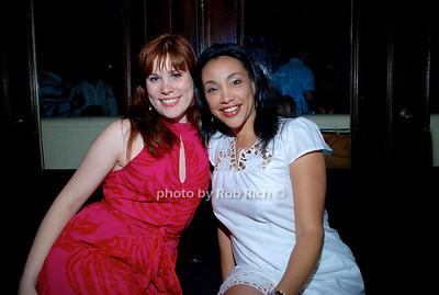 Jessica Hoy, Jaci Reid photo by Rob Rich © 2008 516-676-3939 robwayne1@aol.com
