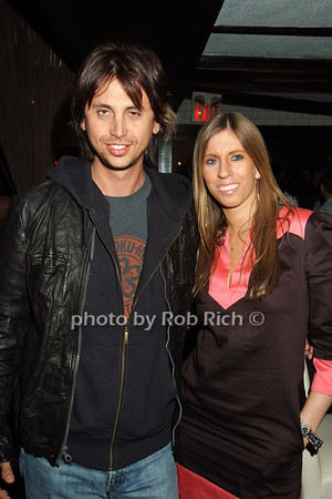 Jonathan Cheban, Alexandra Lasky photo by Rob Rich © 2008 robwayne1@aol.com 516-676-3939