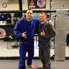 Sunday May 5, 2013 - Congratulations to Sigung Kelly Corder for his promotion to BJJ Purple Belt by Master Luigi Mondelli.