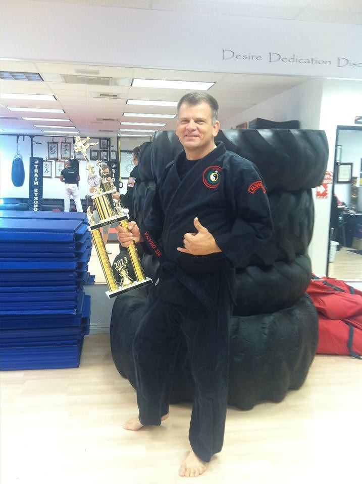 Saturday, July 13, 2013 - Congratulations to Sigung Kelly on his grappling performance and 1st place win at the KSDI Tournament Weekend. Hard work pays off!