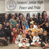Thursday, June 13, 2013 - We had a great afternoon performing for the Camp Fiesta students at Fremont Junior High! Awesome job by Kumu Noe Saballos, Alaka'ii Lillian Pambuan and the Lim Kenpo Family students! So proud of our family!!