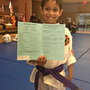 Monday, March 4, 2013 - Congratulations to Rohan Domenguez who got an awesome report card!