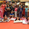 Saturday, March 9, 2013 - Our Spring Break Sleepover was a great time!
