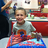 Friday, March 1, 2013 - Happy Birthday wishes to Matthew Lamey who turned 5 years old!
