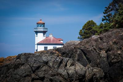 Lime Kiln State Park, San Juan Island, Washington