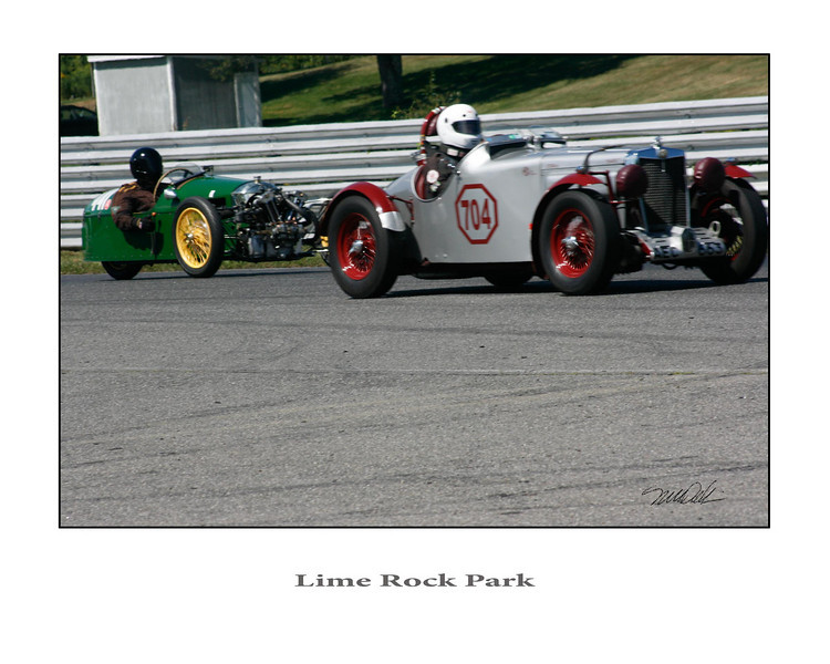 Lime rock four traffic copy