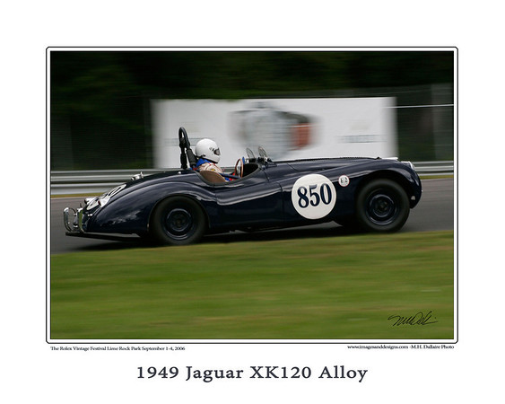 49 jag xk120 alloy two copy