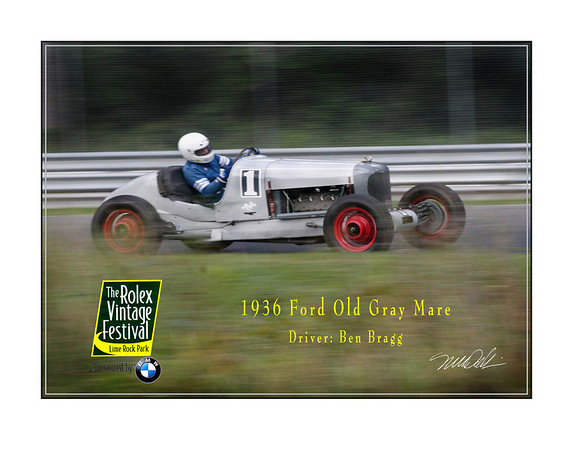 1936 Ford old gray mare gallery