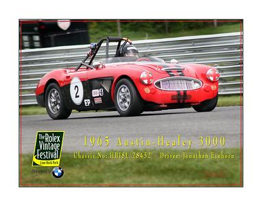 1956 Austin-Healey 3000 J Einhorn