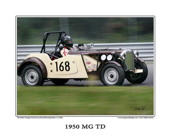 1950 MG td copy