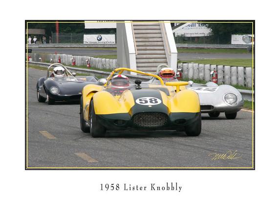1958 Lister Knobbly