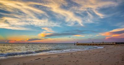 Bald Head Island Sunset