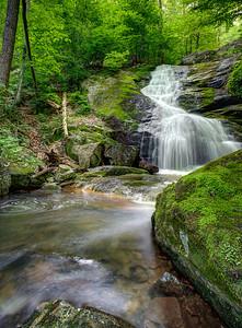 Lower Crabtree Falls