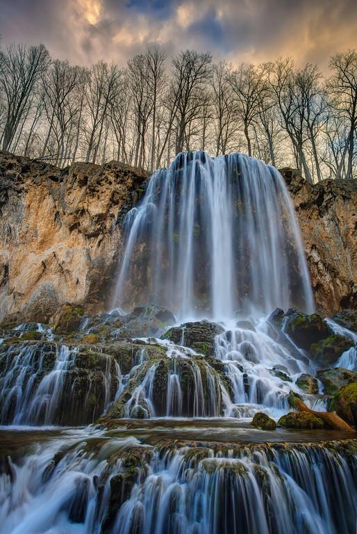 Falling Spring Falls #1