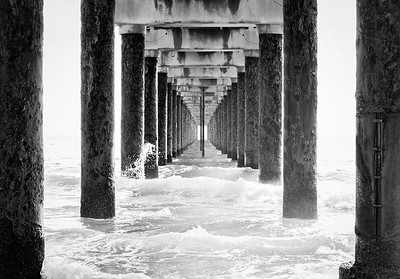Dreaming Under The Pier