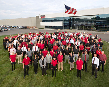 Lincoln Electric Employees