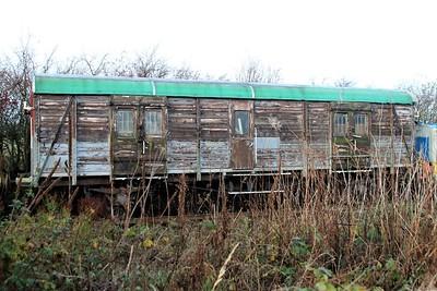 Ex SR 434 Lincs Wold Railway 24/11/12