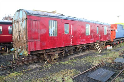 CCT 977200 Lincs Wold Railway 24/11/12